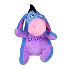 Pull Back Instrumental Plush Toy Disney Character - Donkey-0