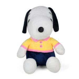Doggy Plush Toy Multicolor - Height 25 cm-0