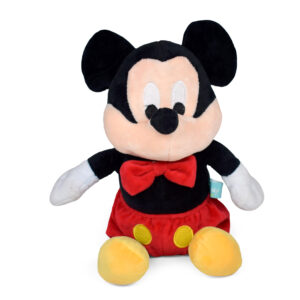 Pull Back Instrumental Plush Toy Disney Character - Mickey-0