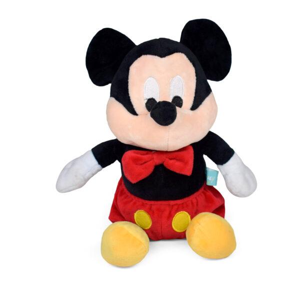 Pull Back Instrumental Plush Toy Disney Character - Mickey-0