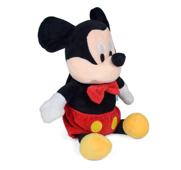 Pull Back Instrumental Plush Toy Disney Character - Mickey-21690