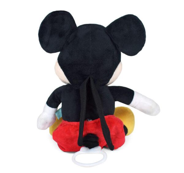 Pull Back Instrumental Plush Toy Disney Character - Mickey-21693