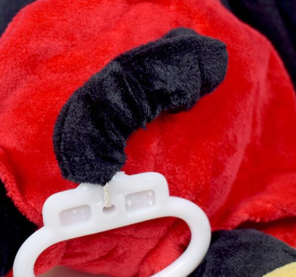 Pull Back Instrumental Plush Toy Disney Character - Mickey-21692