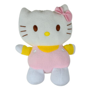 Bottle Cover Soft Plush Toy Style (Hello Kitty) - Pink-0