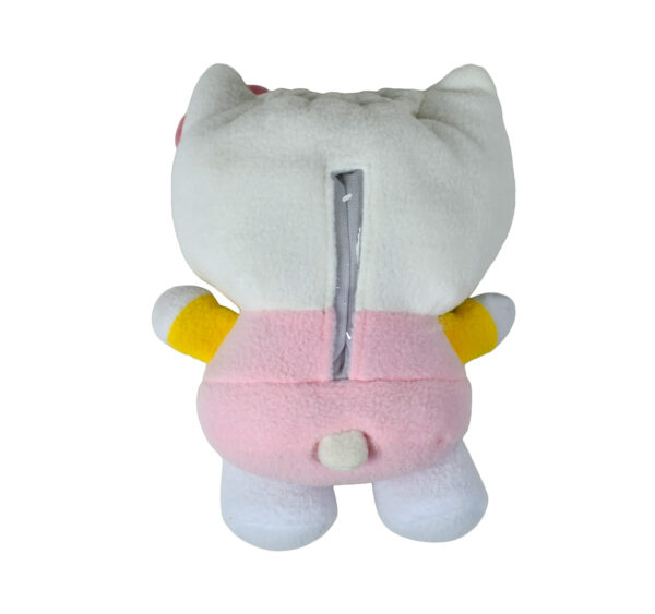 Bottle Cover Soft Plush Toy Style (Hello Kitty) - Pink-21695