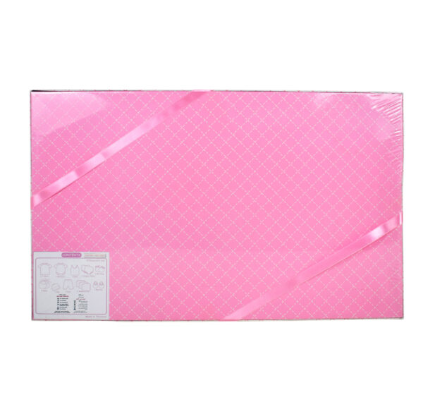 Montaly 14 Pieces New Born Gift Set - Pink -21740