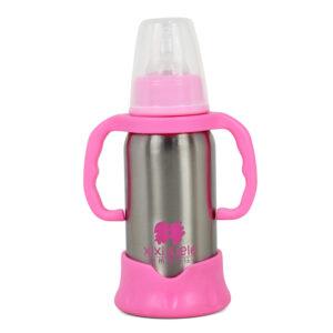 Baby Steel Feeding Bottle - 160 ml-0