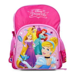 Barbie Princess School Bag Pink - 16 inches-0