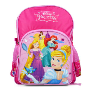 Barbie Princess School Bag Pink - 18 inches-0