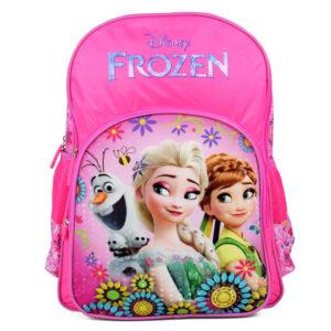 Disney Frozen School Bag Pink - 16 inches-0