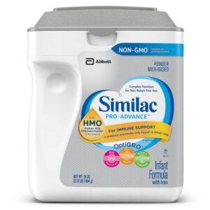 Similac Pro-Advance Powder Infant Formula with Iron - 964 gm-0