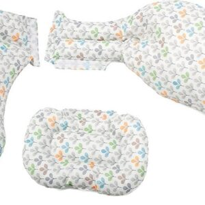 Chicco Total Body Pillow - Silver Leaf (Multicolor)-0