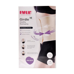"Farlin Breathable Postnatal Reshaping Abdominal After Birth Girdle Belt (Medium 42"" x 9"")-0"