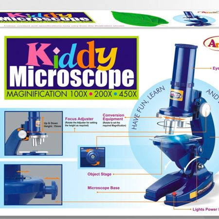 Annie Kiddy Microscope, Multi Color-0