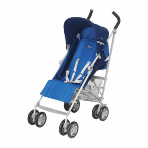 Chicco London Up Wave Stroller (Blue)-0