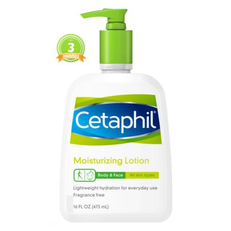 Cetaphil Moisturizing Lotion, For Dry & Sensitive Skin - 473 gm-0