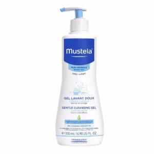 Mustela Gentle Cleansing Gel - 500 ml-0