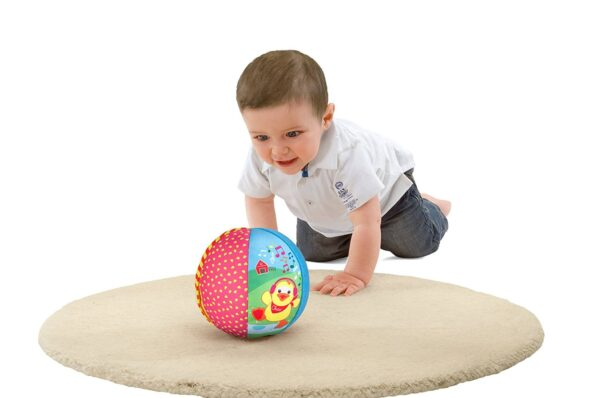 Chicco Musical Ball Toy - Multicolor-25667