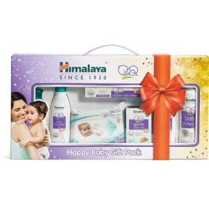 Himalaya Herbal Happy Baby Gift Pack - Set Of 7-0