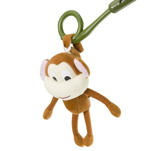 Evenflo Exersaucer Jump and Learn Stationary Jumper, Safari Friends-25203