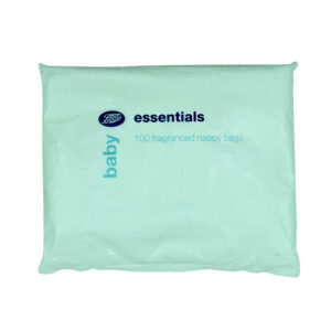 Boots Fragranced Nappy Bags - 1 x 100 Pack-27310