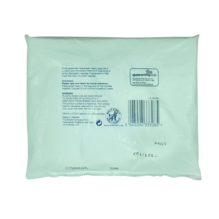 Boots Fragranced Nappy Bags - 1 x 100 Pack-0