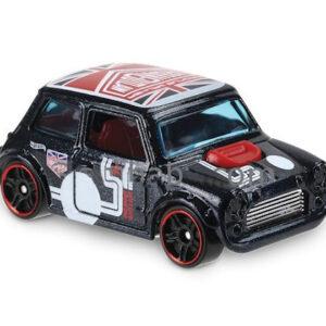Hot Wheels - Morris Mini 2018 Black, NightBurnerz #65/365-0