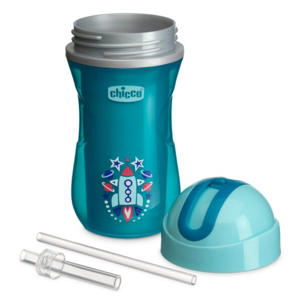 Chicco Sport Cup, Insulated Cup (14m+) - Blue-26512