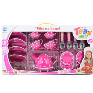 18 Peaces Tea Party Play Set - 2019C-0