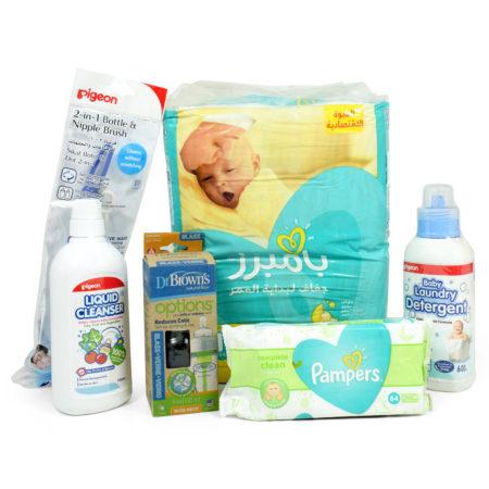 New Born Baby Hospital Kit - 6 Items-0