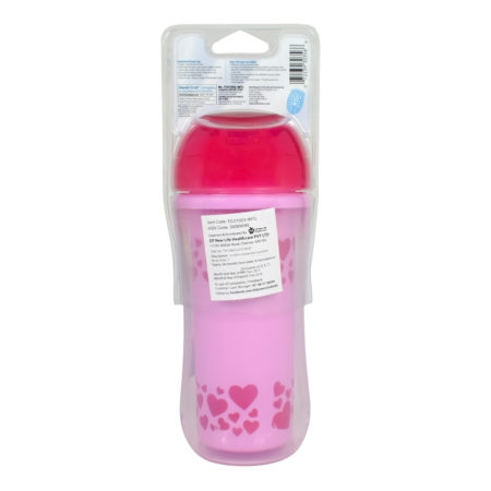 Dr Brown's Hard Spout Insulated Cup, 300ml - Pink-26524