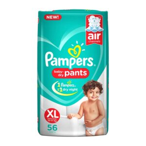 pampers pant XL 56-0