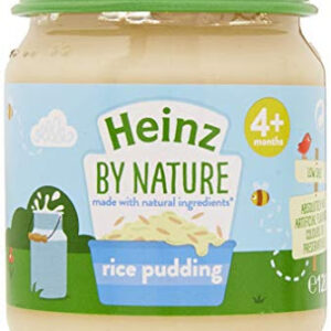 Heinz Smooth Rice Pudding -0