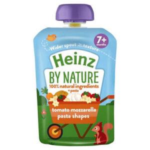 Heinz by nature Tomato & Mozzarella Pasta Shapes-0