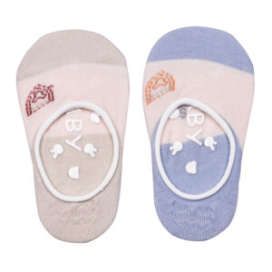 Anti skid ankle length socks(12-18 months)-0