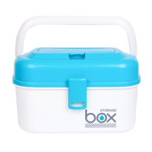 Multi Purpose Storage Box-Blue-0
