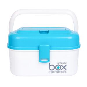 Multi Purpose Storage Box-Blue-0