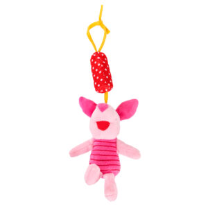 Soft hanging rattle toy-0