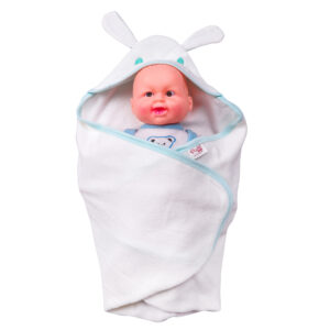 Popees hooded towel-0