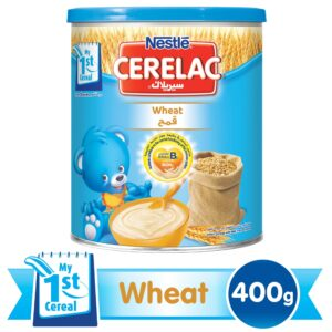 Nestle Cerelac Infant Cereal Wheat - 400g-0