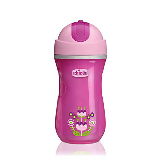 Chicco Sport Cup, Insulated Cup (14m+) - Pink-0