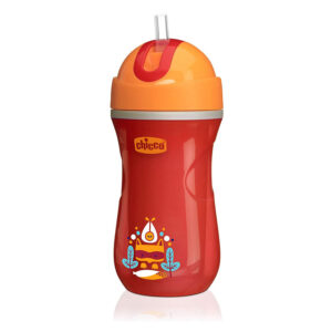 Chicco Sport Cup, Insulated Cup (14m+) - Red-0