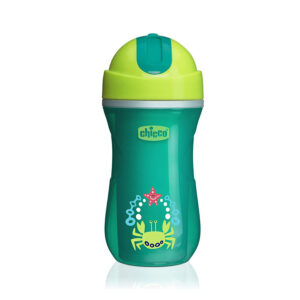 Chicco Sport Cup, Insulated Cup (14m+) - Green-0