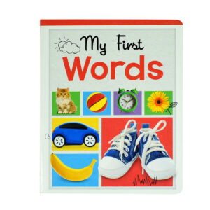 My First Words Learning Book with Colorful Photographs-0