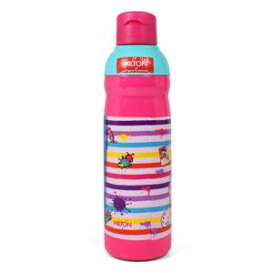 Milton Kool Peer Barbie 900 Insulated Water Bottle - Pink/Aqua-0