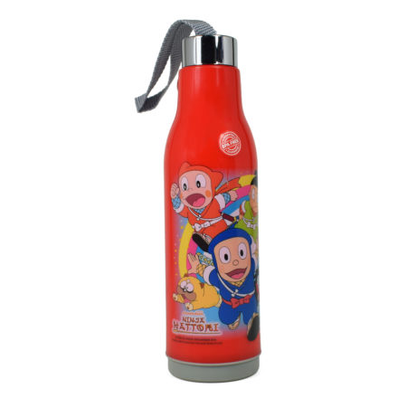 Nayasa Whip Insulated Water Bottle 600ml - Red-0