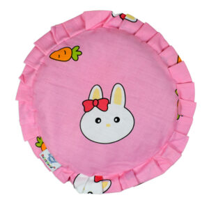 Mustard Seed, Rai Pillow For Baby Head Shaping - Pink-0
