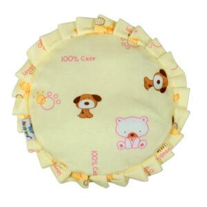 Mustard Seed, Rai Pillow For Baby Head Shaping - Yellow-0