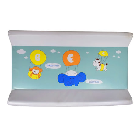 Multi-Purposable Padded Baby Massage Bed, Bather, Changing Mat-0
