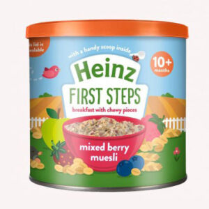 Heinz First Steps Mixed Berry Muesli (10M+) - 260 gm-0